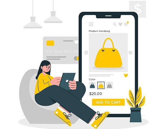 اپ فروشگاهی (ECommerce App)