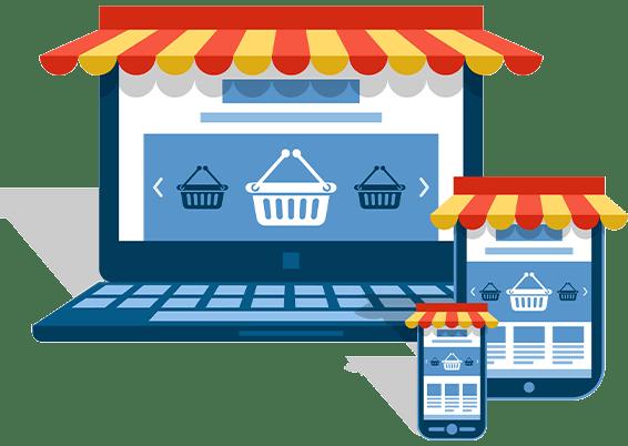 طراحی سایت بازارچه آنلاین (Marketpalce)