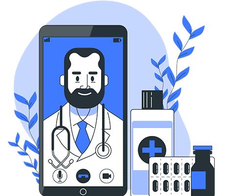 طراحی وب سایت پزشکی (Medical Website)