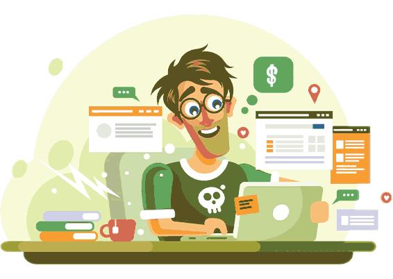 طراحی وب سایت شخصی (Personal Website)
